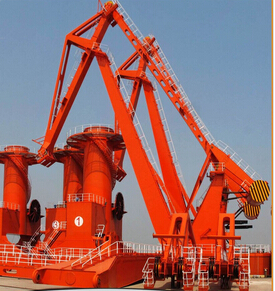 Hot sale Moible Harbour Crane